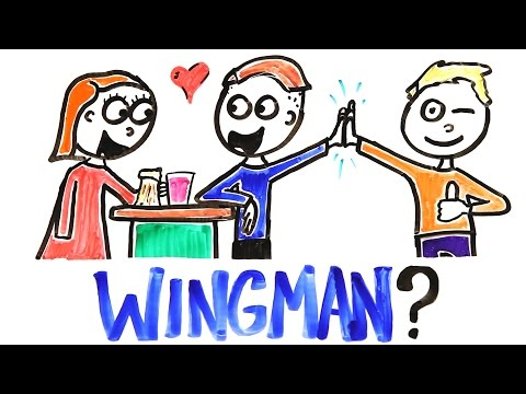 Will Having A  Wingman  Help You Get A Date