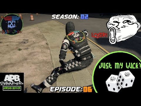 APB Reloaded: Just My Luck! Season 2 Episode 6