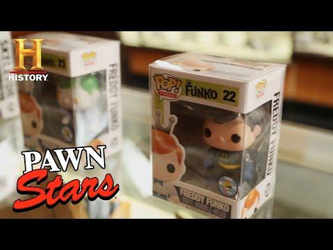 Pawn Stars: Freddy Funko Figures Teach Rick a Lesson (Season 16) | History