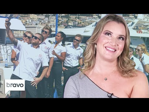 Hannah Ferrier Spills The Tea On The Former Below Deck Med Crew | The Daily Dish | Bravo