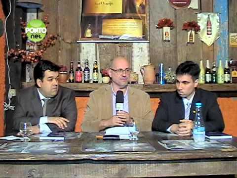 Ricardo Orlandini entrevista os advogados Alberto Wunderlich e Márcio Borba Fernandes, mestres em Direito, autores do livro Castração Química: uma visão constitucional.