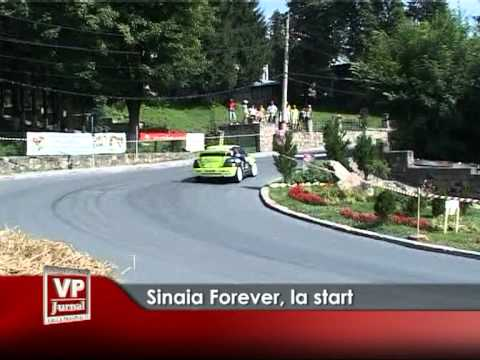 Sinaia Forever, la start