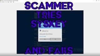 Video Scammer Realizes I'm Using a VM and Tries to Lock Me Out MP3, 3GP, MP4, WEBM, AVI, FLV Desember 2018