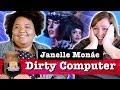 """Drunk Lesbians Watch Janelle Monáe's """"Dirty Computer"""" (Feat. Joelle Monique)"""