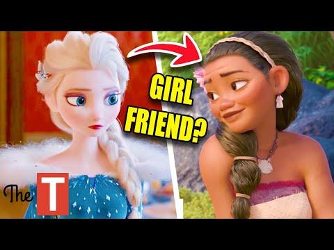 10 Frozen 2 Theories That Make Total Sense (видео)