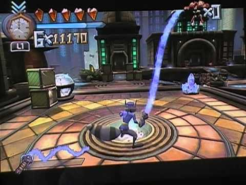 playstation move heroes sly cooper gameplay