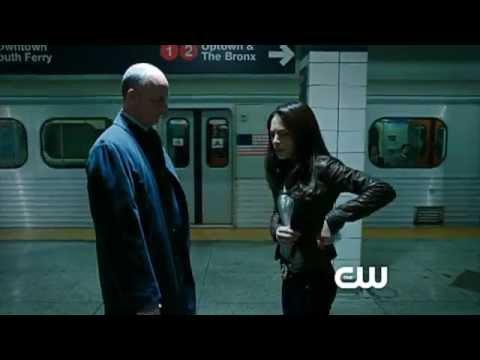 Beauty and the Beast Season 1 (Clip 'Subway')