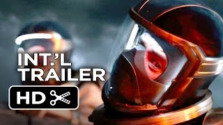 Fantastic Four Official International Teaser Trailer #1 (2015) - Miles Teller Movie HD