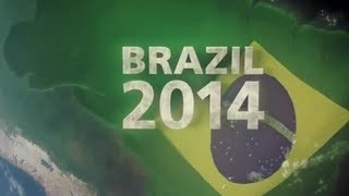 FIFA World Cup Brazil 2014 Promotional Video HD