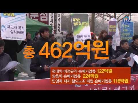 2.25 국민총파업 홍보영상