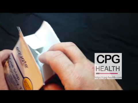CPG Health UNBOXED! Equate Pregnancy Test, One-Step, Two-Pack, Compare to e.p.t.