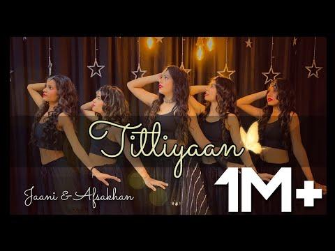 Titliaan  Harrdy Sandhu   Sargun Mehta   Afsana Khan   jaani   Cower By Spartan Family's  