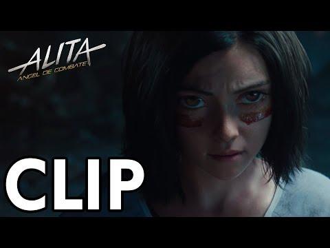 "Alita: Ángel de Combate - ""Inframundo""?>"