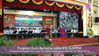 Program Guru Bersama Sama KSU & KPPM Disk02