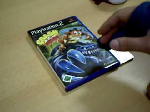 crash of the titans playstation 2 walkthrough