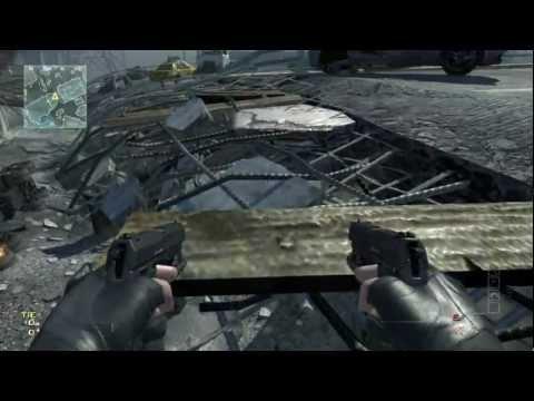 Modern Warfare 3 Glitches: Interchange Barrier Spot *NEW*