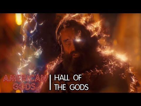 Hall Of The Gods | American Gods - Season Two
