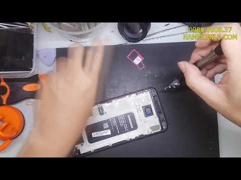 Cách tháo Samsung J4 Plus J415 diasassemble