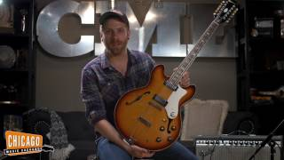 """Shelby takes a look at one of our recent acquisitions: a 1967 Epiphone Riviera 12-String Electric!This hollow-body psych machine has more chime than your grandmom's doorbell.  Beautifully aged and ready for the stage, 12-strings of this caliber are getting hard to come by.  Check it out today before it's gone!Gear Used:Epiphone Riviera 12-String Sunburst 1967 (https://goo.gl/sfrFjA)Fender Deluxe Reverb-Amp 1973 (https://goo.gl/nB264A)Shure Beta 57A (https://goo.gl/UPLJYk)Aston Microphones Spirit Multi-Pattern Condenser Microphone (https://goo.gl/VZy926)Earthworks SR25 Cardioid Small Diaphragm Condenser High Definition Microphone (https://goo.gl/9gRDEU)Riffs:  """"13 Eyes of the Filth Ridden Ogress"""" - Shelby and the Night Jackals""""Hard Day's Night"""" - The Beatles"""