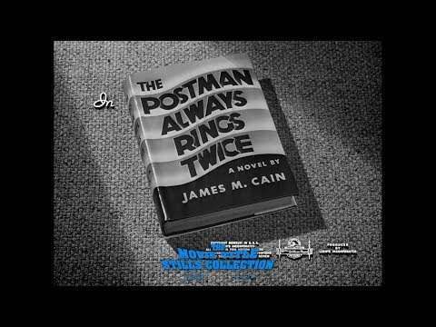 The Postman Always Rings Twice (1946) title sequence