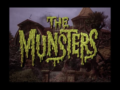 Watch The Munsters in color