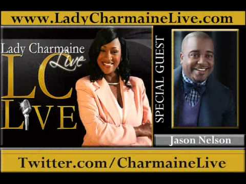Recording Artist JASON NELSON Talks 2014 Stellar Awards and More on Lady Charmaine Live