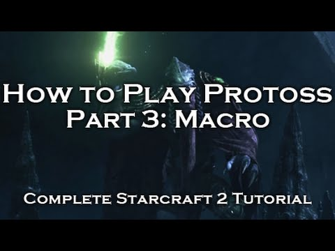 Protoss - Today we address the fundamentals of good macro as Protoss. Mine money, and spend it all! If you are feeling stressed about the content in this video, check ...