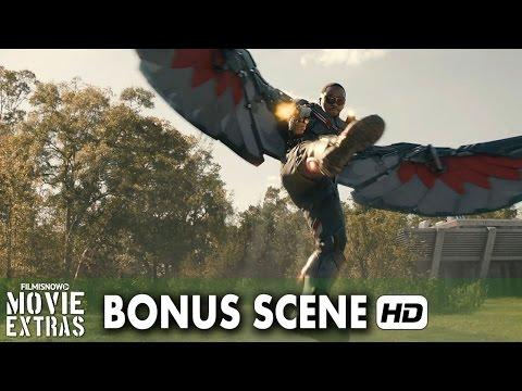 Ant-Man (2015) Blu-ray-DVD Bonus Scene #2 - Looping in the Avengers