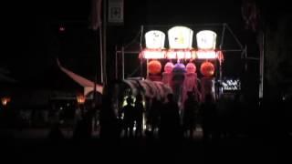 羽黒H28夏祭り1・盆踊り春駒寿々木会