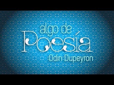 Poemas cortos - No te detengas - Algo de Poesía con Odin Dupeyron