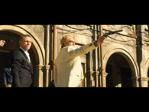 "Image of New 007 James Bond ""SKYFALL"" (2012) International Theatrical Trailer - 'Bond 23' SKYFALL - James Bond 007 Trailer"