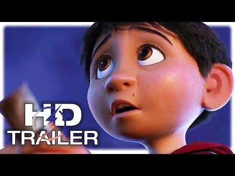 Coco Trailer 1 - 4 (2017) Disney Animated Movie HD