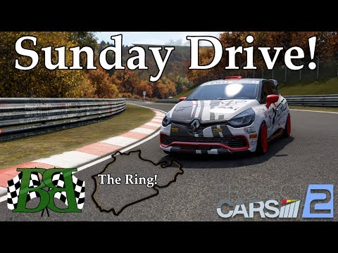 BioBen Sunday Drive | Nurburgring Nordschleife w/ Corner Name Guide  | Project Cars 2 Gameplay