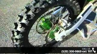 7. 2009 Kawasaki KX 250F Monster Energy  - RideNow Powerspor...