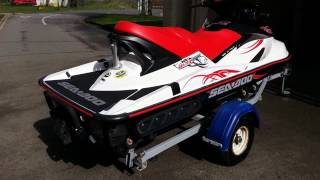 5. SEADOO GTX 215 SUPERCHARGED WAKE EDITION