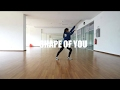 SHAPE OF YOU - Ed Sheeran Dance Cover ( Kyle Hanagami Choreography )