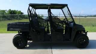 7. 2013 Polaris Ranger 500 EFI Only 26 Hours  Near New Condition SOLD