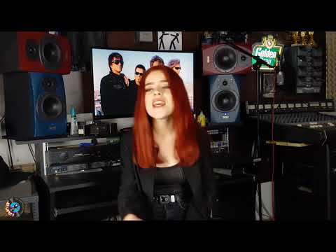 "Bon Jovi  ""Wanted Dead Or Alive"" Cover by Andreea Munteanu"