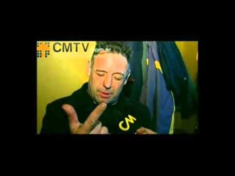 Almafuerte video Festejo 10 años - Entrevista 2005