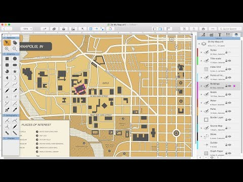 Ortelius 2 ● How to Make a Hand-Crafted Map
