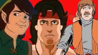 Video Ten 80s Cartoons that only lasted ONE season...wonder why?? MP3, 3GP, MP4, WEBM, AVI, FLV Agustus 2019