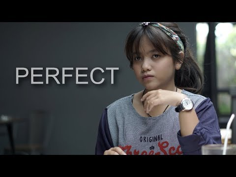 Perfect - Ed Sheeran (Cover) By Hanin Dhiya
