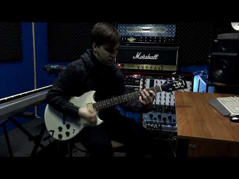 Кино - Перемен (гитарный кавер) - DomaVideo.Ru