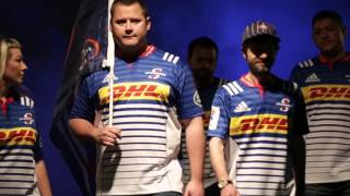 Stormers launch new Super Rugby jersey for 2016 | Super Rugby Video Highlights
