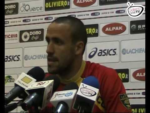 Giacomazzi habla sobre el Lecce