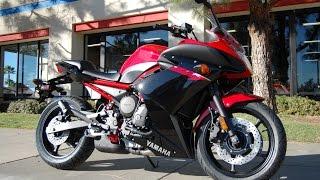 8. 2015 Yamaha FZ6R