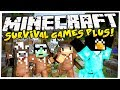 Minecraft: NAPAD SUCHARÓW! - BLITZ SG + w/ Pingwin & Friends