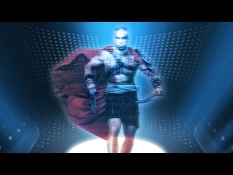 How to Create a Retro, Sci-Fi, Hologram in Photoshop
