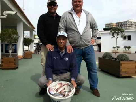 Els pescadores del CNA, campions del Campionat de Calamars 2016