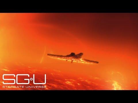 Stargate Universe - Destiny Recharges